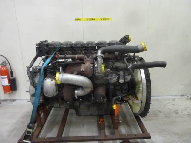 Scania DT1206L02, Motorer, Transportfordon