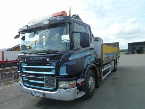 Scania P270, Övriga bilar, Transportfordon