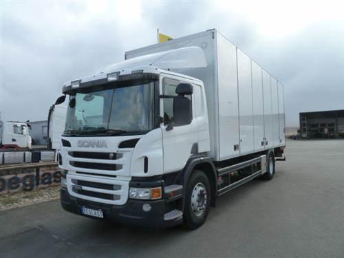 Scania P280, Chassier, Transportfordon