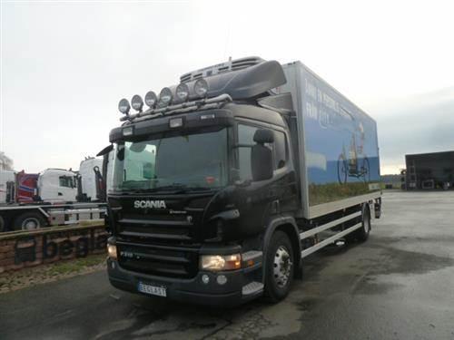 Scania R310, Skåpbilar Kyl/Frys/Värme, Transportfordon