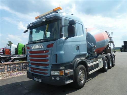 Scania R400, Övriga bilar, Transportfordon