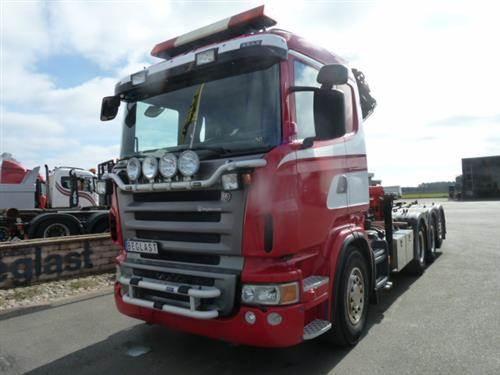 Scania R420, Övriga bilar, Transportfordon