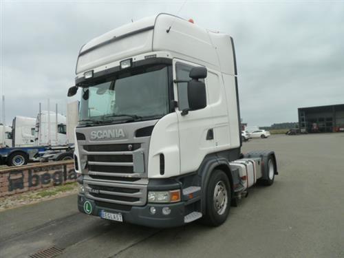 Scania R440, Dragbilar, Transportfordon