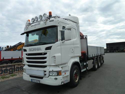 Scania R480, Övriga bilar, Transportfordon