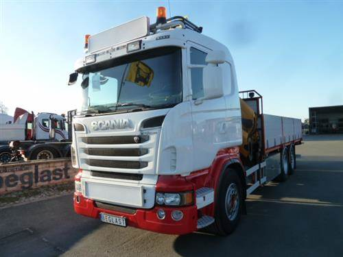 Scania R500, Övriga bilar, Transportfordon