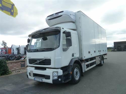 Volvo FE260, Skåpbilar Kyl/Frys/Värme, Transportfordon