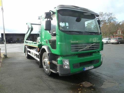 Volvo FE260, Övriga bilar, Transportfordon