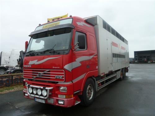 Volvo FH12, Skåpbilar, Transportfordon