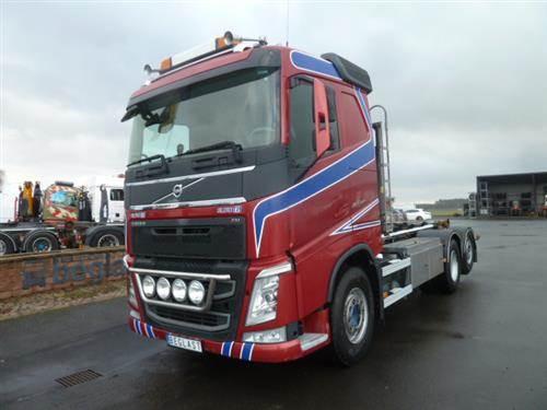 Volvo FH460, Lastväxlare/Krokbilar, Transportfordon