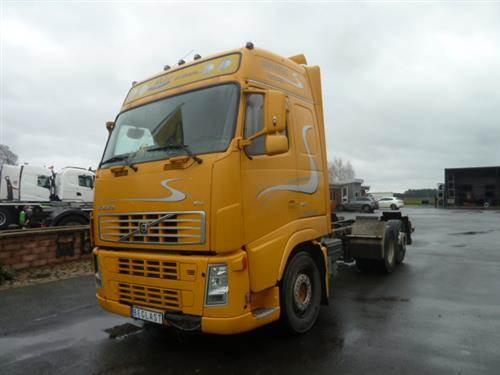 Volvo FH480, Chassier, Transportfordon