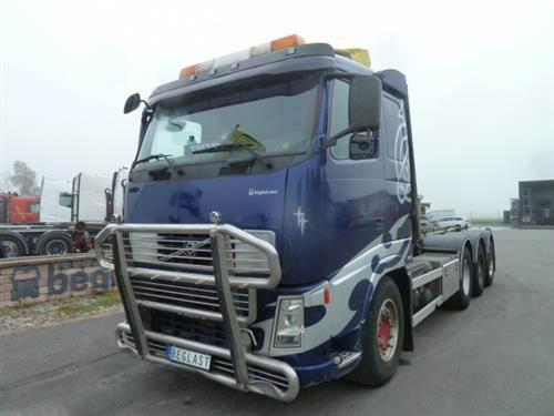 Volvo FH480, Lastväxlare/Krokbilar, Transportfordon