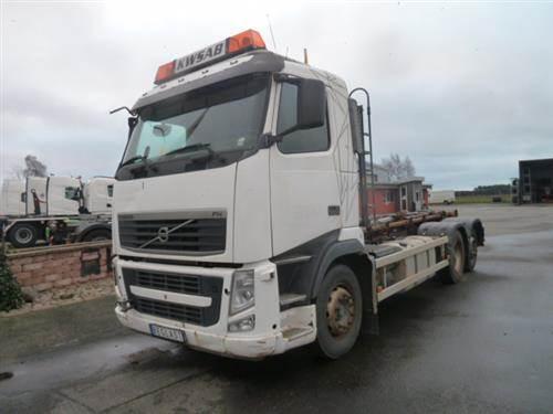 Volvo FH500, Lastväxlare/Krokbilar, Transportfordon