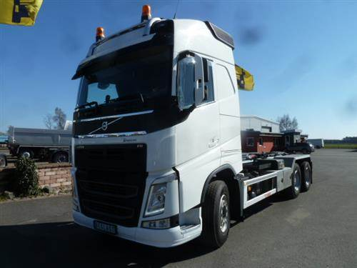 Volvo FH540, Lastväxlare/Krokbilar, Transportfordon