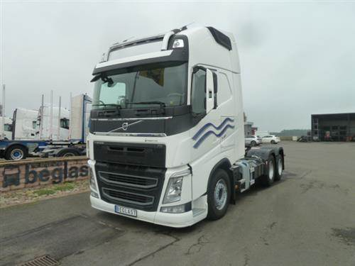 Volvo FH540, Dragbilar, Transportfordon