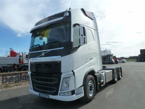 Volvo FH540, Dragbilar, Transportfordon