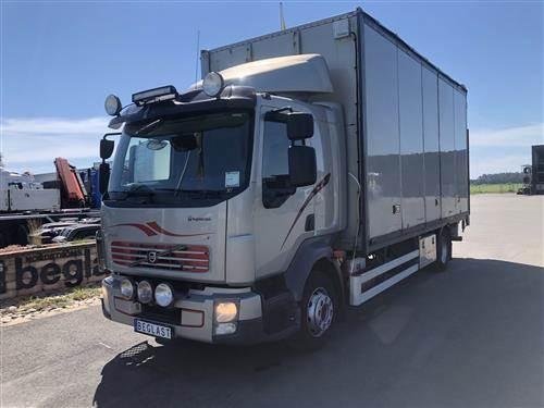 Volvo FL240, Skåpbilar, Transportfordon