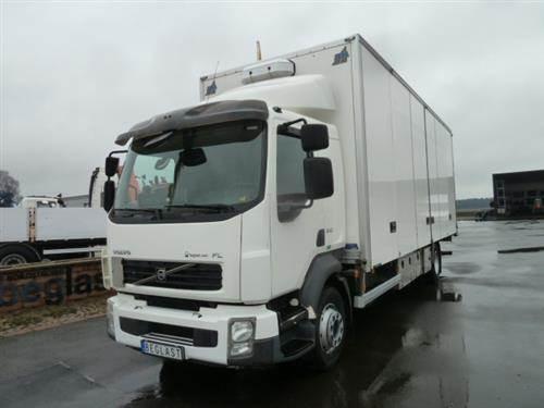 Volvo FL6, Skåpbilar, Transportfordon
