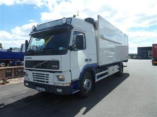 Volvo FM10, Skåpbilar Kyl/Frys/Värme, Transportfordon