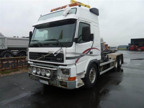 Volvo FM12, Lastväxlare/Krokbilar, Transportfordon