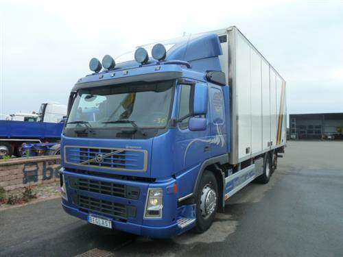 Volvo FM12, Skåpbilar, Transportfordon