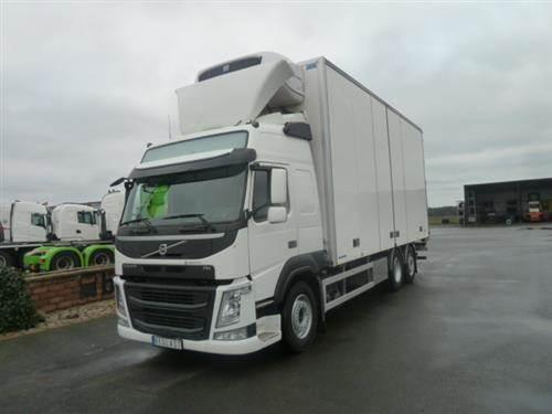 Volvo FM450, Chassier, Transportfordon