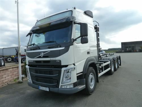 Volvo FM500, Lastväxlare, Transportfordon