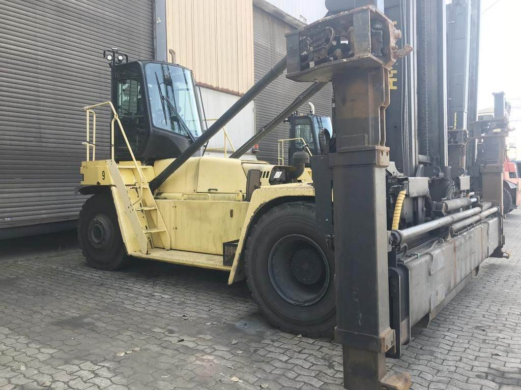Hyster H 22 XM-12EC, Container Handlers, Material Handling