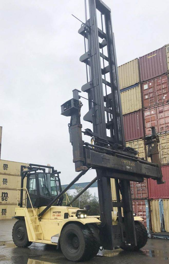 Hyster H 23 XM-12EC, Container Handlers, Material Handling