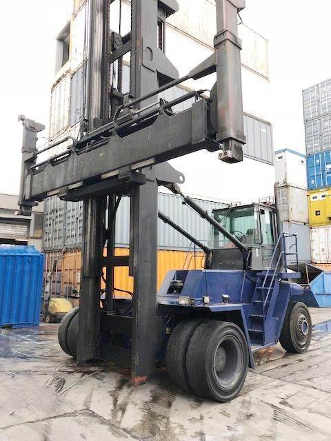 Hyster H18.00 XM-12EC, Container Handlers, Material Handling