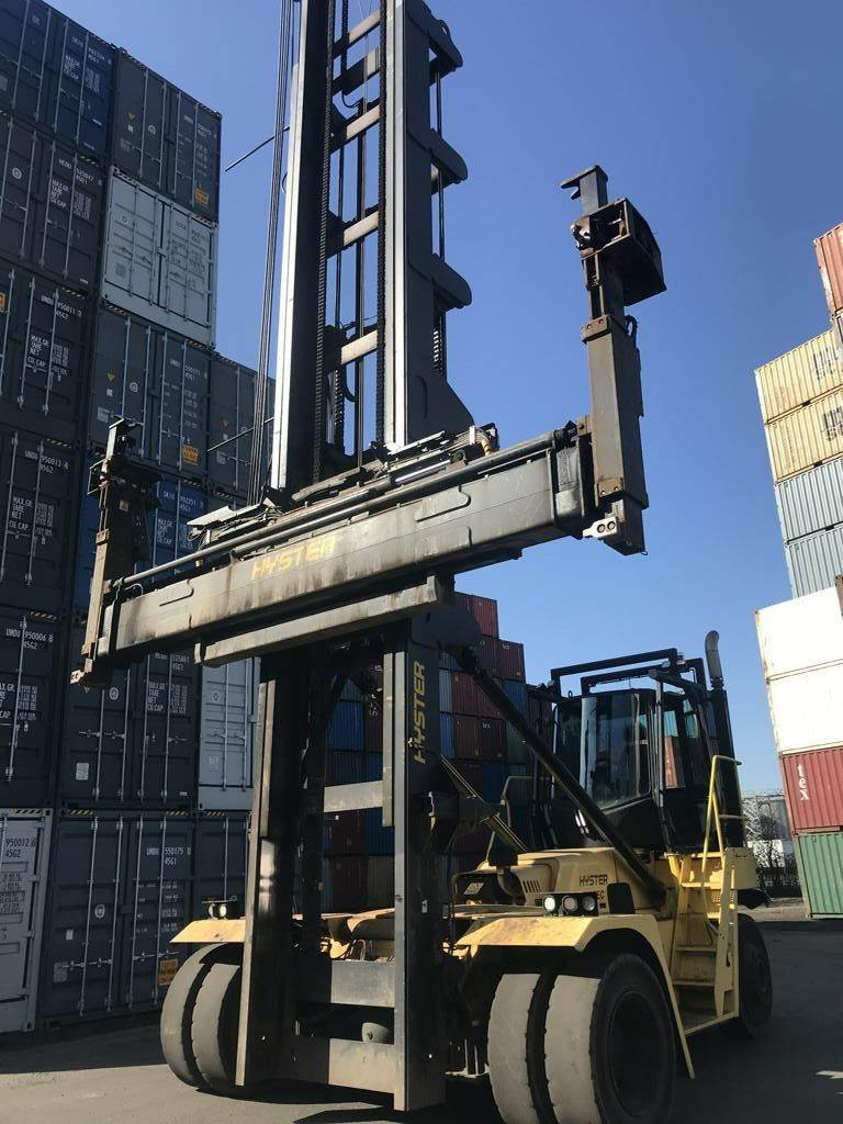 Hyster H23 XM-12EC, Container Handlers, Material Handling