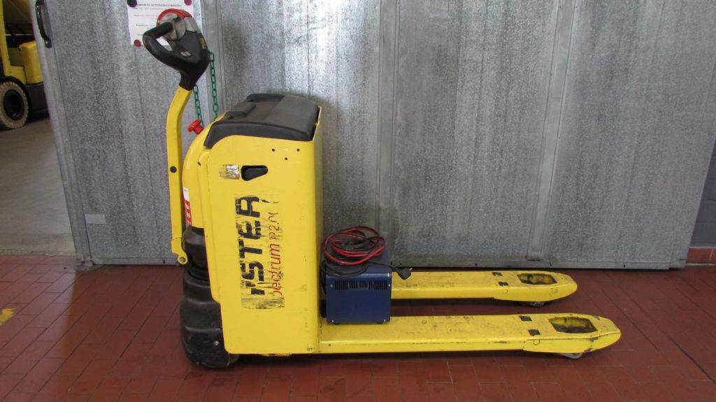 Hyster P 2.0 L AC, Low lifter, Material Handling