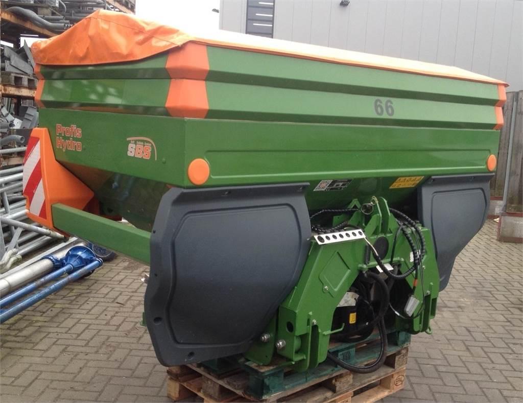 Amazone ZA-M 1501 Profis Hydro, Kunstmestverspreider, Landbouw