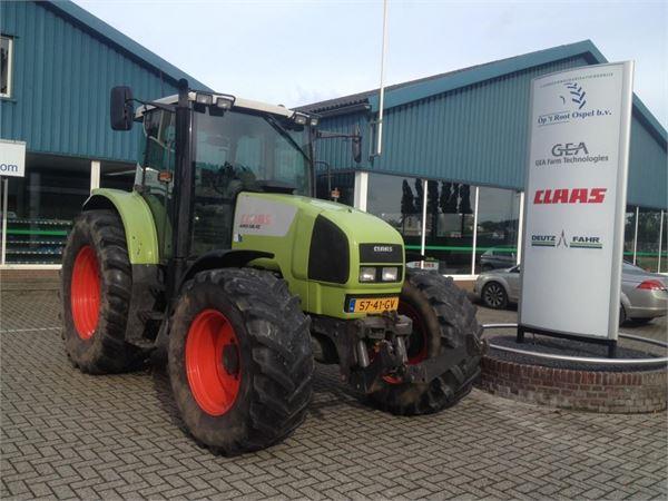 CLAAS ares 616RZ, Tractoren, Landbouw