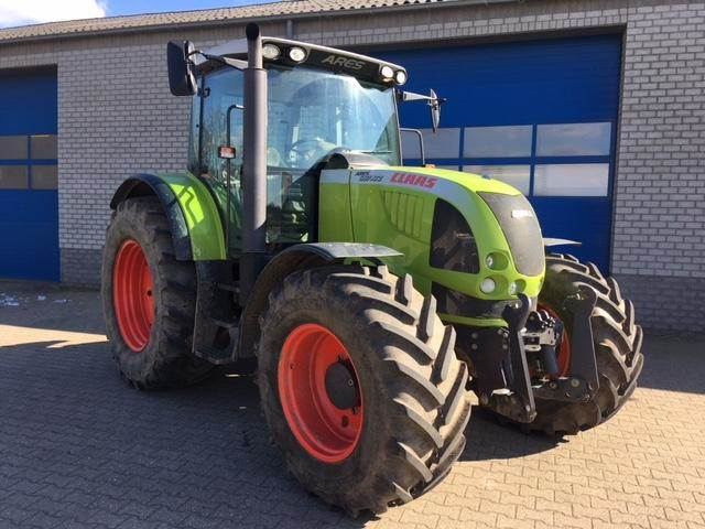 CLAAS Ares 697ATZ, Tractoren, Landbouw
