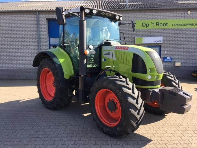 CLAAS Arion 510, Tractoren, Landbouw