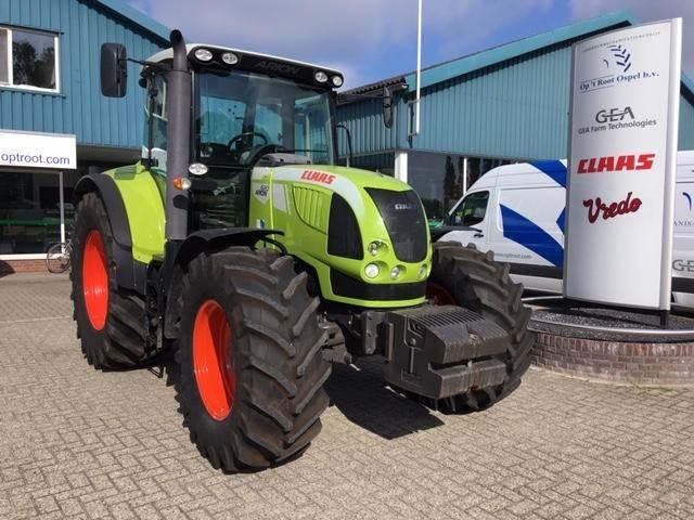 CLAAS Arion 620 CIS, Tractoren, Landbouw