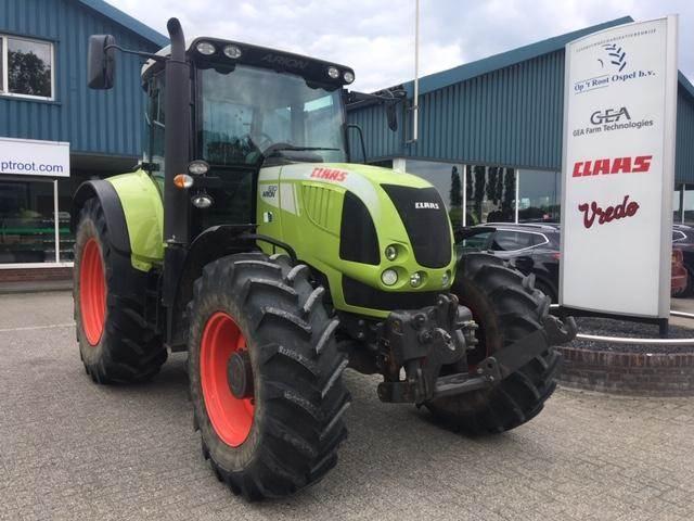 CLAAS Arion 630 CIS, Tractoren, Landbouw