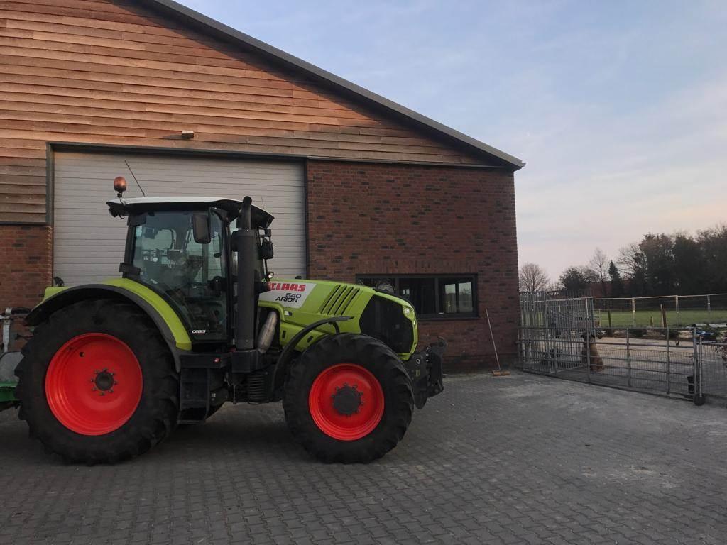CLAAS Arion 640 CEBIS, Tractoren, Landbouw