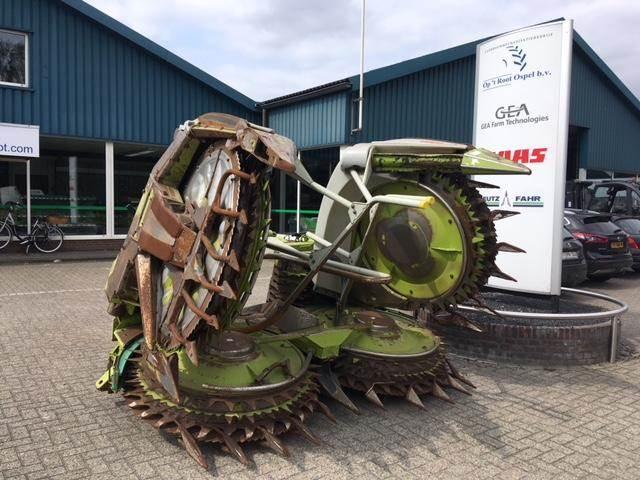 CLAAS Orbis 600, Accessoires voor maaidorsmachines, Landbouw