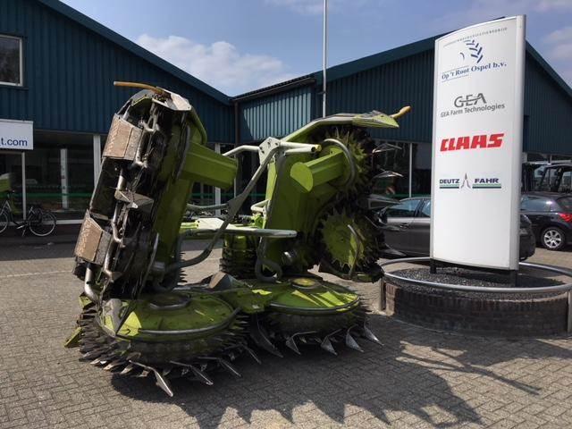 CLAAS Orbis 600SD, Accessoires voor maaidorsmachines, Landbouw