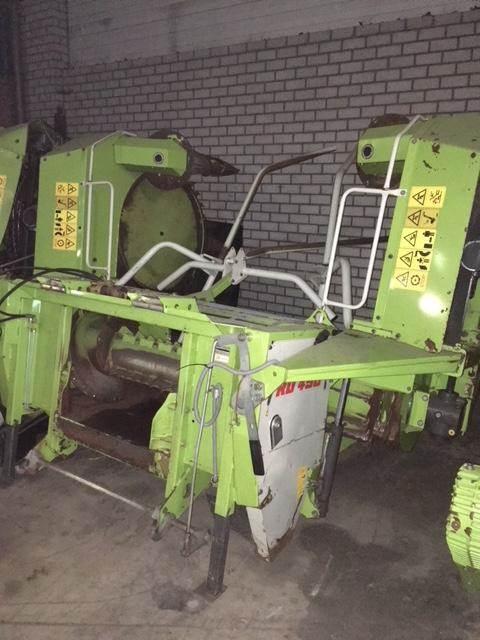 CLAAS RU450, Accessoires voor maaidorsmachines, Landbouw