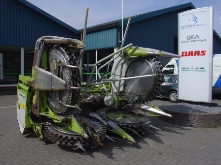 CLAAS RU600, Accessoires voor maaidorsmachines, Landbouw
