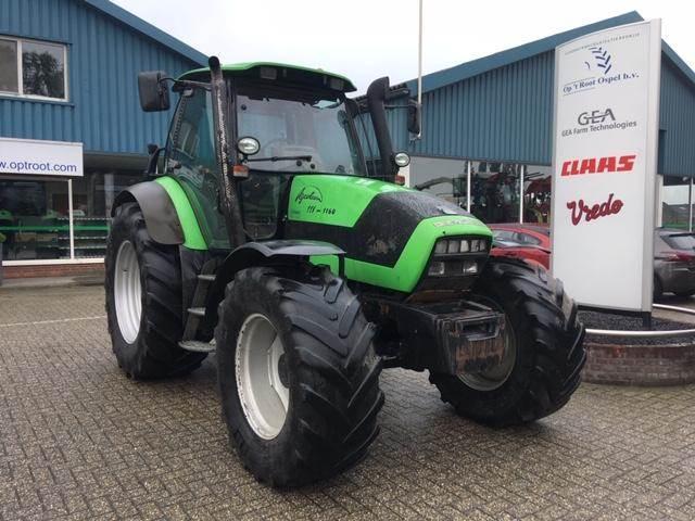 Deutz-Fahr Agrotron 1160 TTV, Tractoren, Landbouw