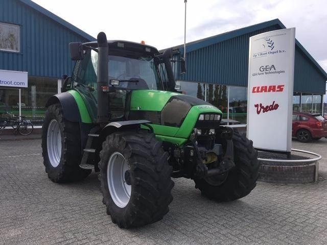 Deutz-Fahr Agrotron M640, Tractoren, Landbouw