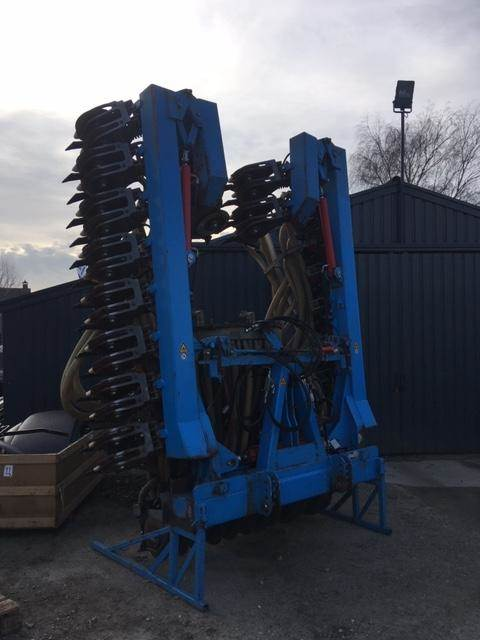 Duport All track 8044 twin, Andere bemestingsmachines, Landbouw