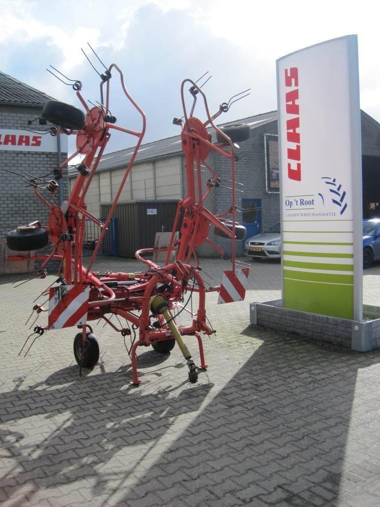 Fella TH680D Hydro, Harkkeerders en schudders, Landbouw