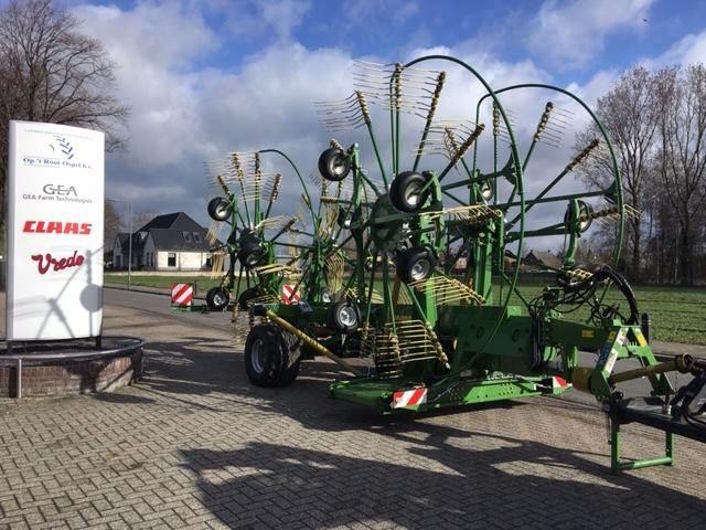 Krone Swadro 1400 plus, Harkkeerders en schudders, Landbouw