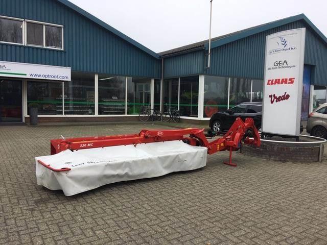 Lely Splendimo MC320, Maaiers, Landbouw