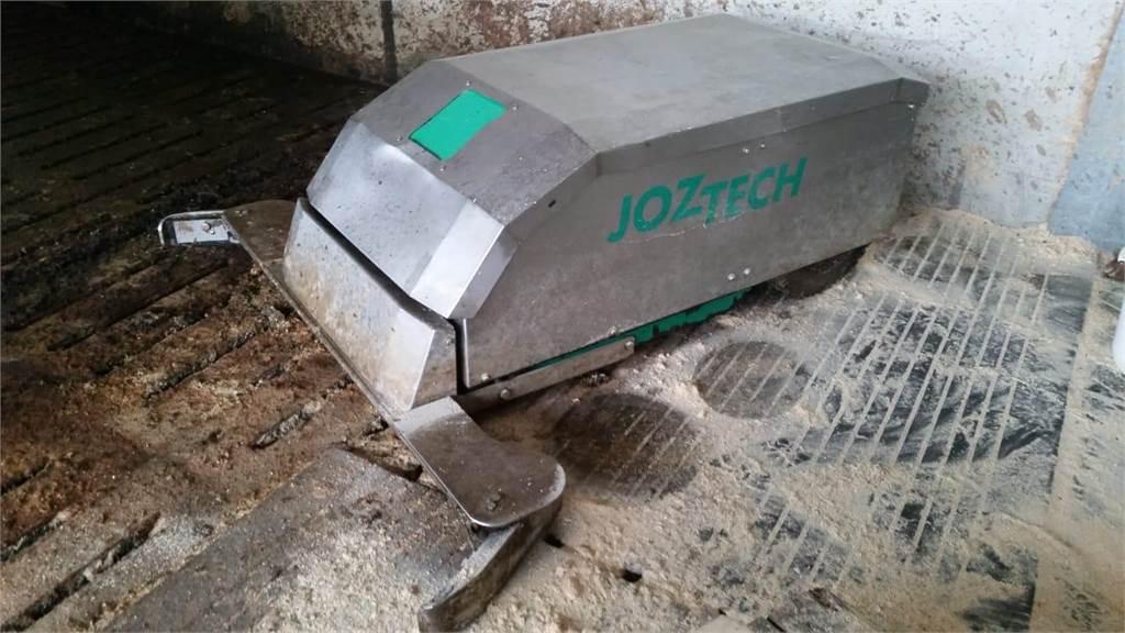 [Other] JOZ Mestschuif robot, Melkmachines, Landbouw