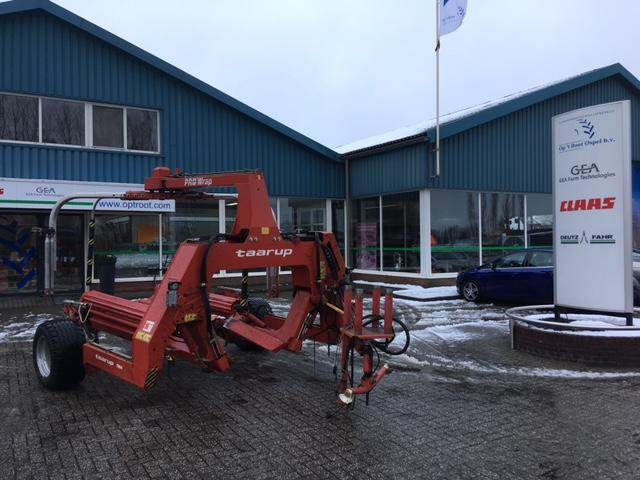 Taarup Pro Wrap 7664, Wikkelaars, Landbouw